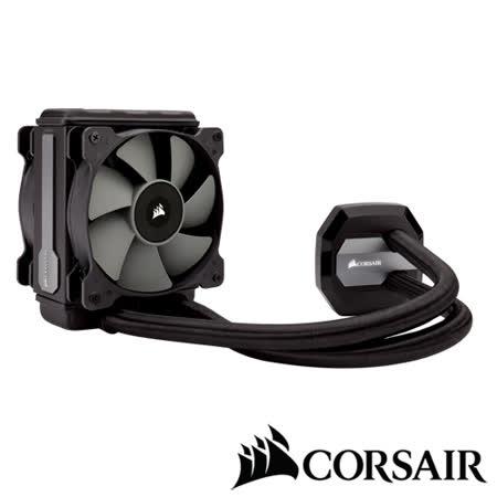 CORSAIR海盜船 H80i v2 CPU水冷散熱器