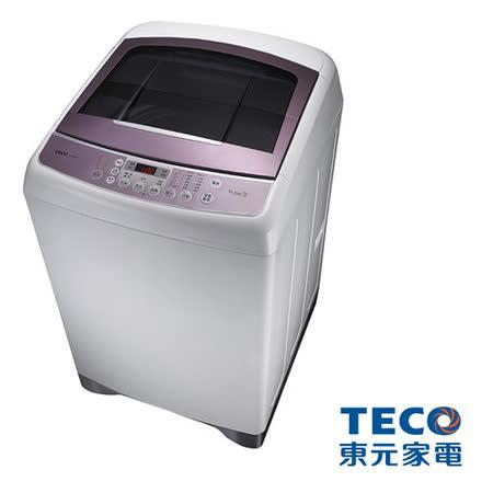 teco东元 15kg变频洗衣机 (w1591xw)