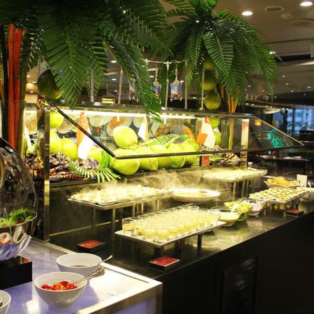 台北遠東飯店CAFÉ自助式吃到飽午/晚餐券
