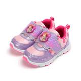 (中童) 蘇菲亞公主 櫻花電燈鞋 紫 SOKB77607 童鞋 鞋全家福