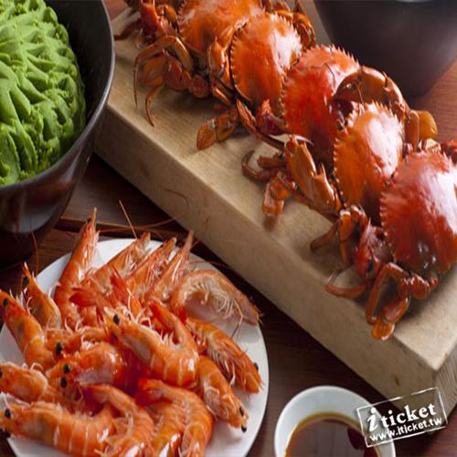 台北 漢來海港餐廳敦化店-平日晚餐券[一套四張]