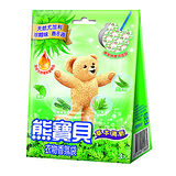 ★超值2入組★熊寶貝草本清新衣物香氛袋3包