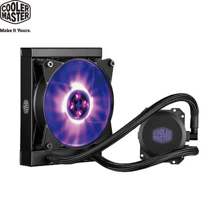 Cooler Master ML120L RGB 一體式CPU水冷散熱器