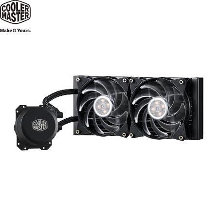 Cooler Master ML240L RGB 一體式CPU水冷散熱器