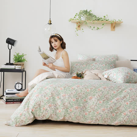 夢特嬌姊妹品牌 GOODDAY纖絨棉防蹣床寢