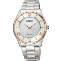 CITIZEN Eco Drive 羅馬紳士光動能腕錶 BJ6484-50A