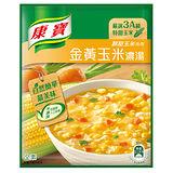 ★超值2件組★康寶濃湯自然原味金黃玉米56.3g*2