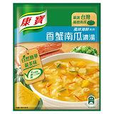 ★超值2件組★康寶濃湯自然原味香蟹南瓜42.2g*2
