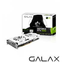 GALAX GTX 1080 EXOC-SNPR WHITE 顯示卡