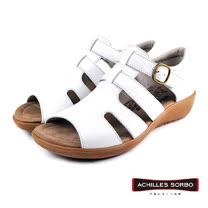 【Achilles SORBO】輕量休閒涼鞋  白色(SRL2760-WH)
