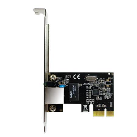 伽利略 PCI-E GIGA LAN 擴充卡 1 PORT(PETL01B)