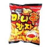GP馬鈴薯薯條-甜辣炒年糕口味30g