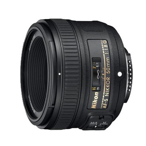 Nikon AF-S  50mm f/1.8G -(公司貨) -*送鏡頭UV保護鏡+高級鏡頭專用拭鏡布+吹球清潔組