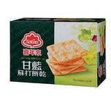 J-喜年來甘藍蘇打餅乾分享包150g