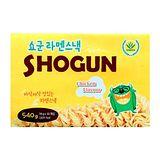SHOGUN 怪獸香脆雞汁點心麵 540g*1盒
