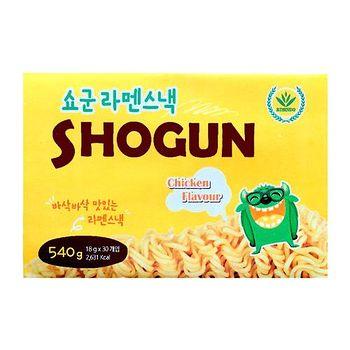 SHOGUN 怪獸香脆雞汁點心麵 540g*3盒
