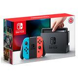 預購 任天堂Nintendo Switch主機【台灣公司貨】- 搭紅藍手把