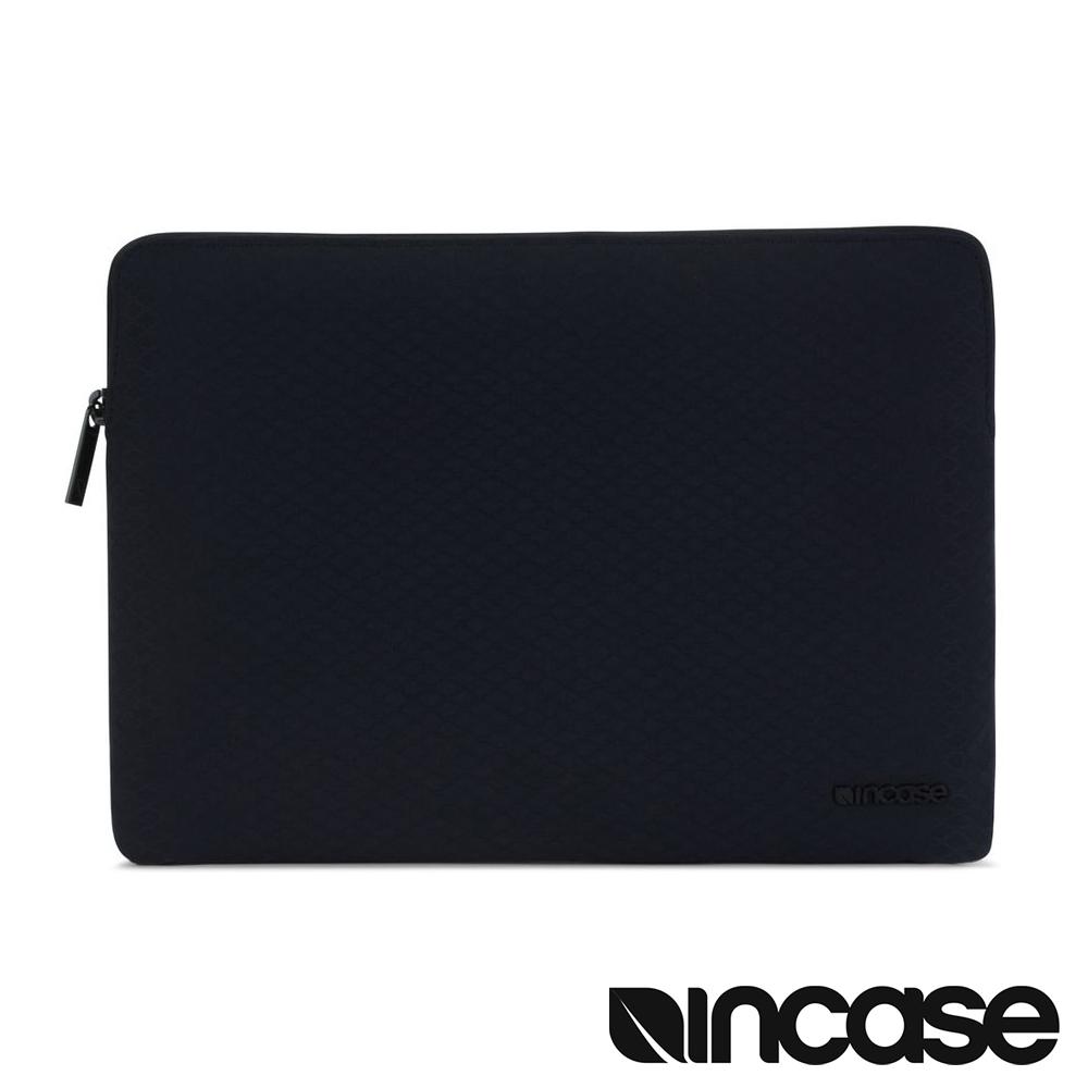 INCASE Slim Sleeve 13 吋 MacBook Pro (2016 Touch ID) 筆電保護套(格紋耐磨/晶鑽黑)