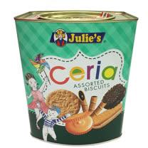 (預購商品)茱蒂絲家樂什錦餅 (530g) 6盒