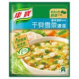 ★超值2件組★康寶濃湯自然原味干貝雪菜43.1g*2