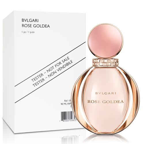 BVLGARI 寶格麗 玫瑰金漾女性淡香精 90ml-Tester包裝