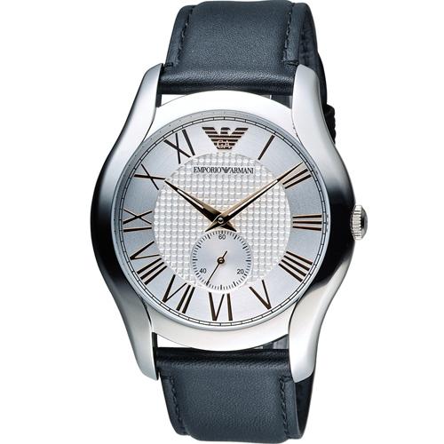 ARMANI 亞曼尼 羅馬時光時尚腕錶 AR1984