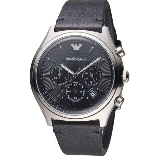 ARMANI 亞曼尼  計時時尚腕錶 AR1975