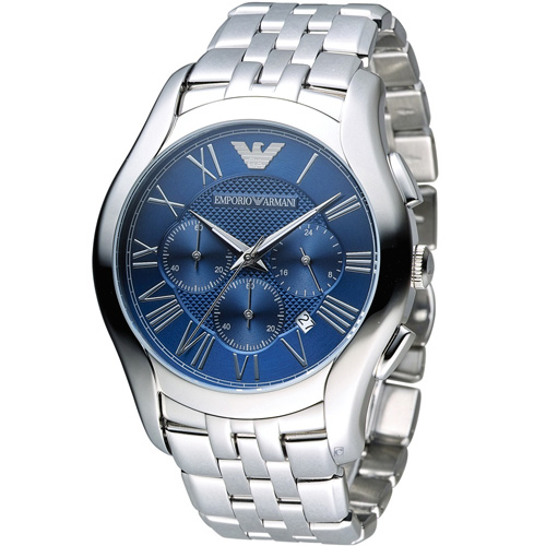 ARMANI 亞曼尼 Classic 羅馬假期計時腕錶 AR1787