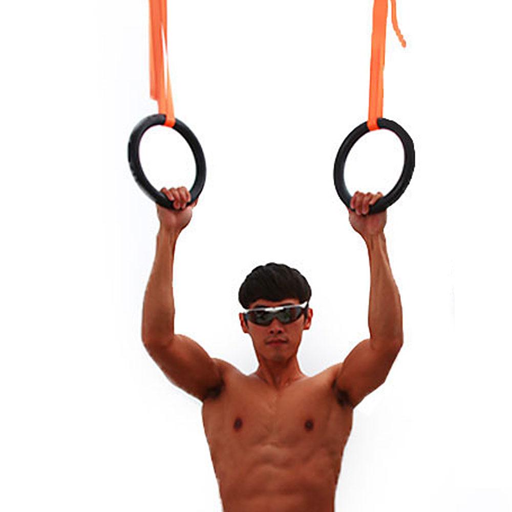 健身引體向上體操吊環 束帶套組