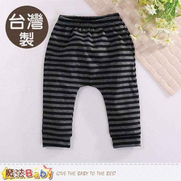 魔法Baby 寶寶發熱褲 台灣製嬰幼兒保暖發熱長褲 k60369