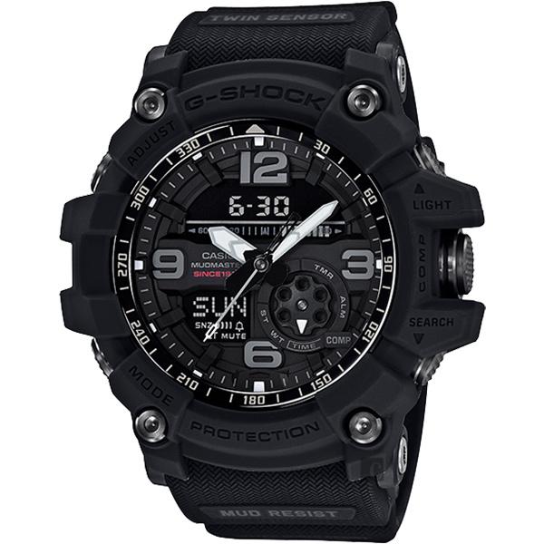CASIO 卡西歐 G-SHOCK 35周年紀念錶款 宇宙大爆炸極限運動錶 GG-1035A-1A