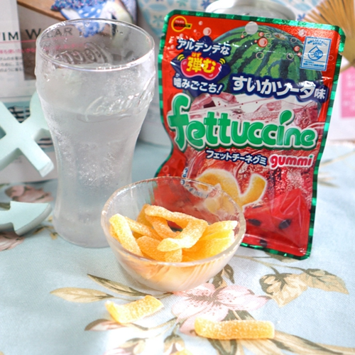 【BOURBON】北日本 西瓜蘇打軟糖