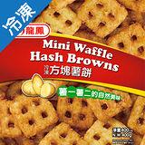 龍鳳冷凍方塊薯餅 400G /包
