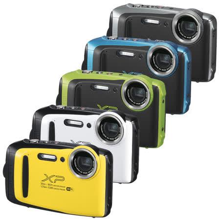 FUJIFILM XP120防水潛水運動相機 恆昶公司貨 ~加送64G高速卡+專用電池+專用座充+自拍棒+清潔組+保護貼+讀卡機+原廠相機包