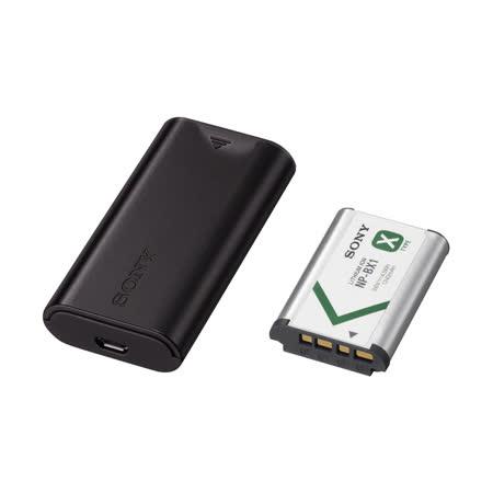 SONY ACC-TRDCX 原廠充電電池旅行充電組.