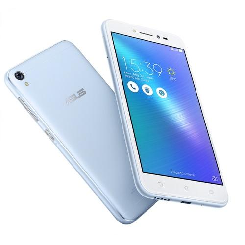 ASUS ZenFone Live ZB501KL (2G/16G) 5吋美顏直播智慧型手機_冰川藍