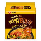韓國農心韓式炸雞風味拌麵504g