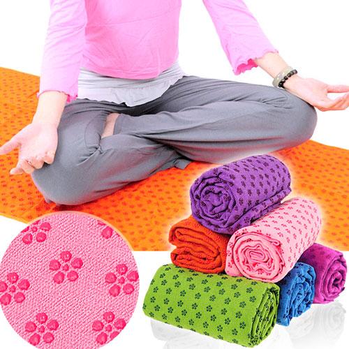 100%超細纖維瑜珈鋪巾 送收納袋 D087~125