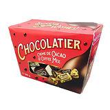 J-千禧雙扭巧克力-可可&咖啡180g