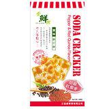 食鮮然豐味蘇打餅-胡椒紅藜麥180g