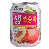 ★超值2件組★J-韓國水蜜桃飲240ml.