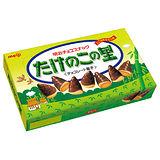 明治竹筍造型餅乾-巧克力口味70g