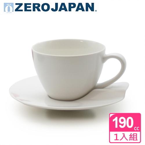 ~ZERO JAPAN~杯盤組190cc 白