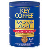 KEY罐裝特級綜合咖啡粉340g