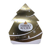 J-金莎聖誕造型禮盒 4入裝50g