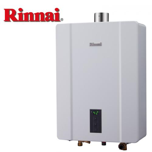 Rinnai林內 16L強制排氣 恆溫熱水器RUA~C1600WF 原RUA~B1601W