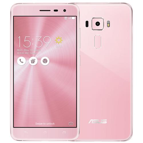 (福利品) ASUS ZenFone 3 ZE552KL 4G/64G 5.5吋Full HD 八核4G LTE智慧型手機(瑰麗粉)