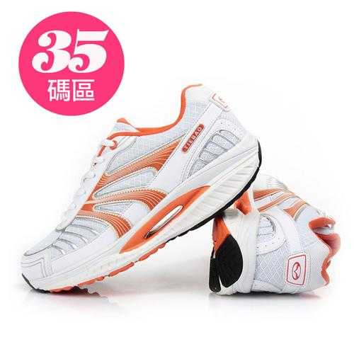 ALicE 35碼流線造型透氣健走鞋 (共1款)
