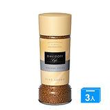 大衛杜夫經典即溶香醇咖啡100g*3