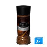 大衛杜夫經典即溶義式咖啡100g*3